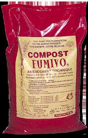 Sac de compost de fumier de veau FUMIVO